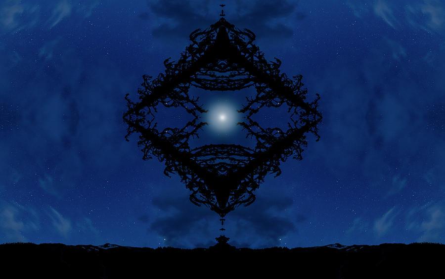 Design Photograph - Rhombus by Pelo Blanco Photo