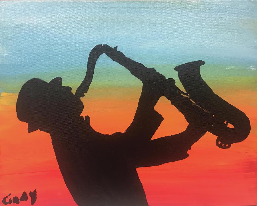Rhythm and Blues by Cindy B
