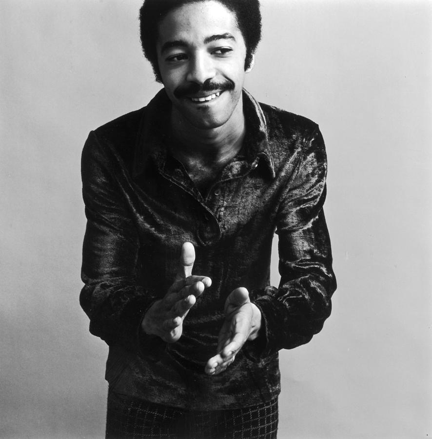 Rhythmic Tony Photograph by Jack Robinson