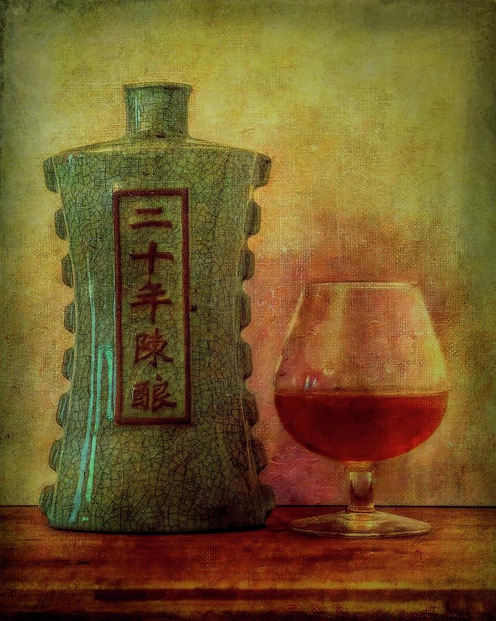 Rice Wine by Reynaldo Williams