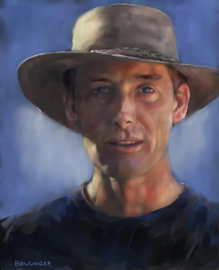 Richard Robinson - Artist by SCOTT BOWLINGER