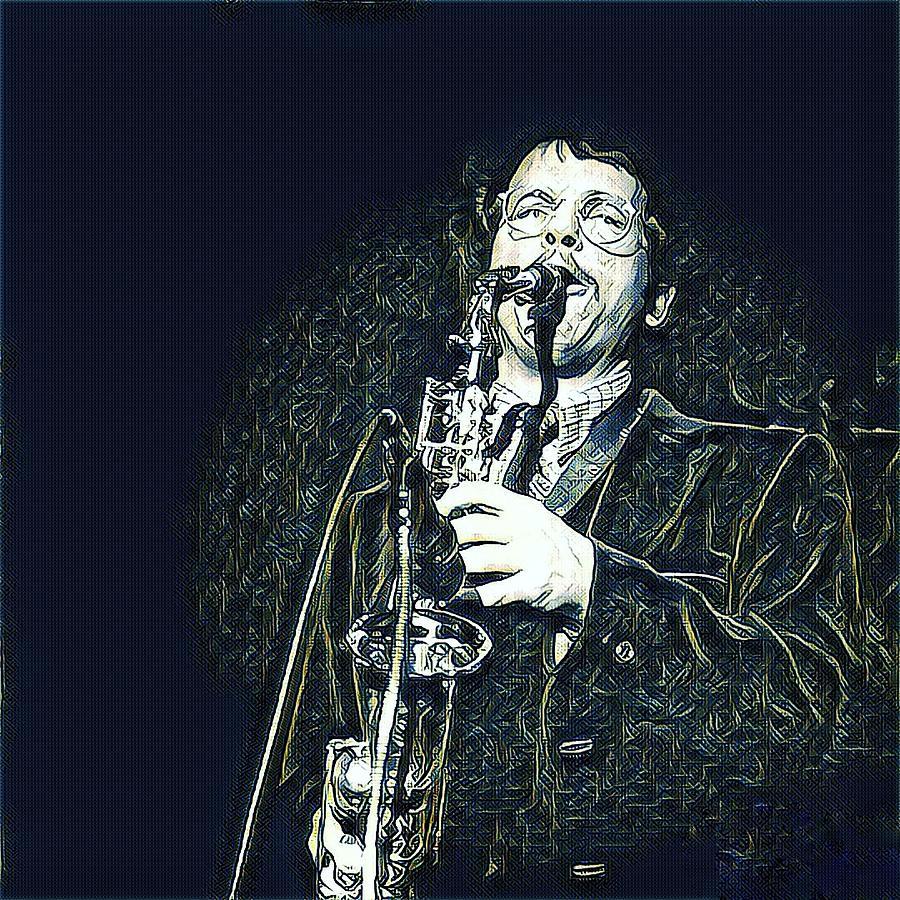 Richie by Tom Kiebzak