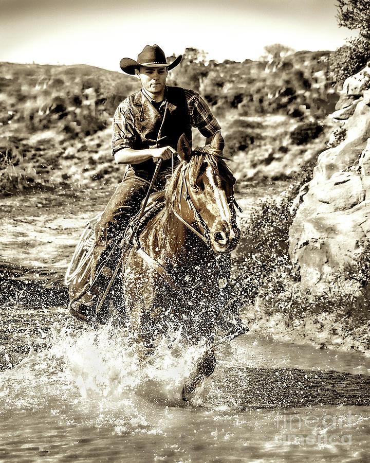 Ride 'Em Cowboy 2 by Jerry Cowart