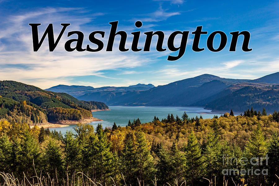 Riffe Lake Photograph - Riffe Lake, Washington by G Matthew Laughton