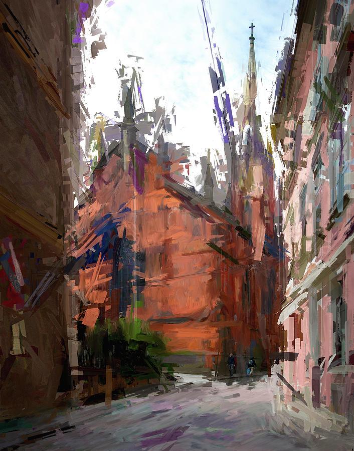 Riga...Old Town  by Aleksandrs Drozdovs