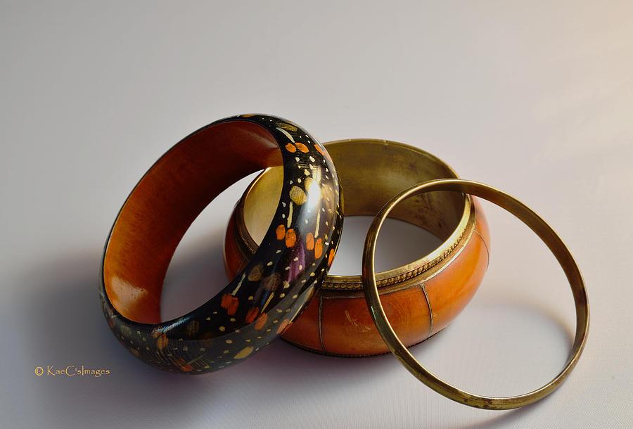 Rigid Bracelets by Kae Cheatham