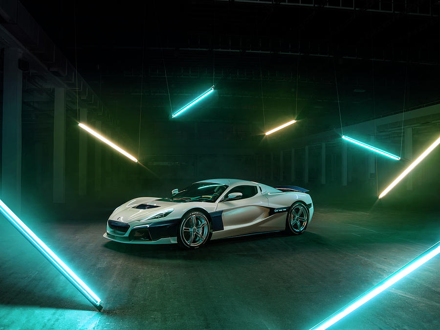 Rimac CTwo by George Williams