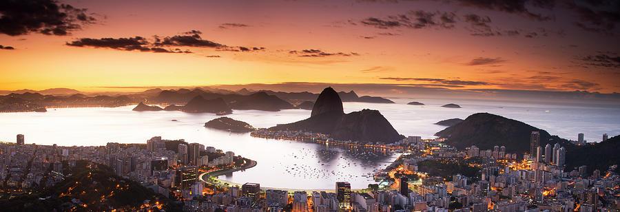 Rio De Janeiro Photograph by Rodrigo Pessoa©