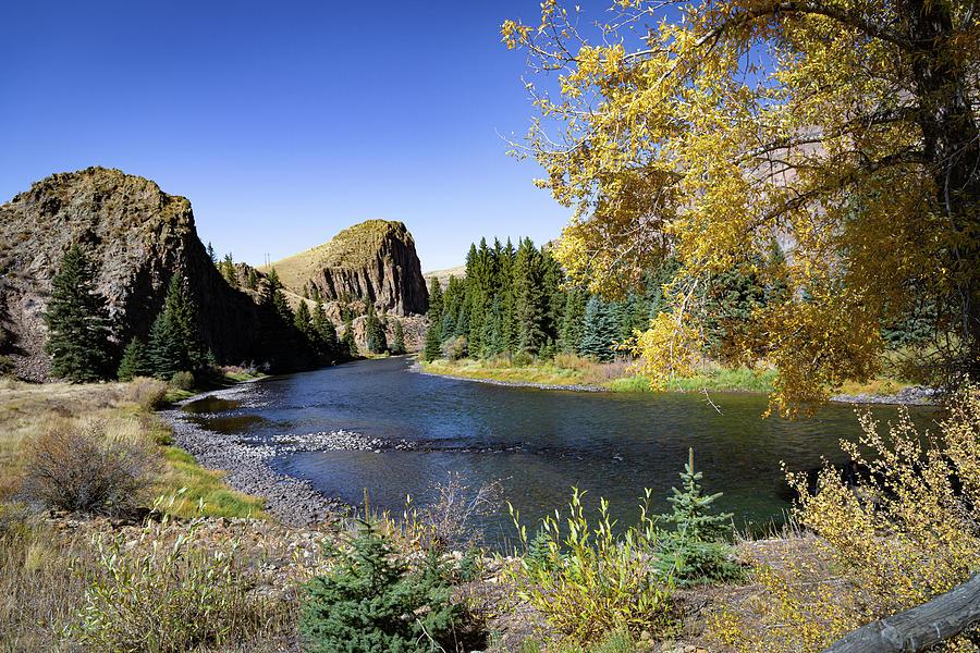 Rio Grande in Colorado by Tim Stanley