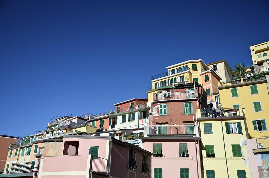 Riomaggiore Photograph by Eduleite