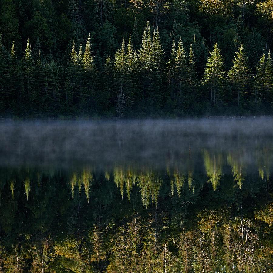 Ripple lake by Doug Gibbons