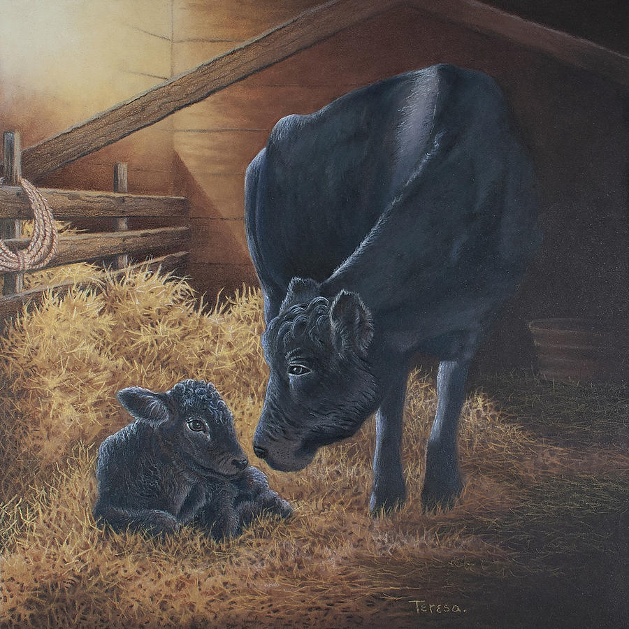 Rise and Shine by Teresa Frazier