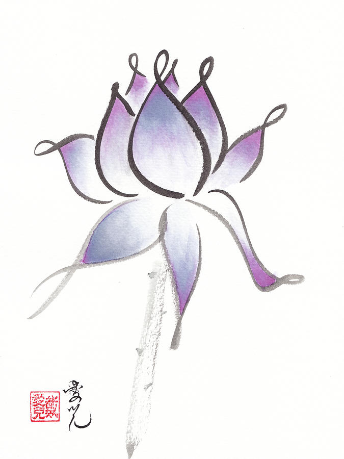 Rising Lotus by Oiyee At Oystudio