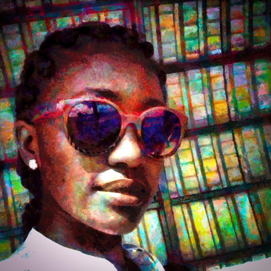 Rising Star of Science - The Chemist by Kristofina Kapewangolo