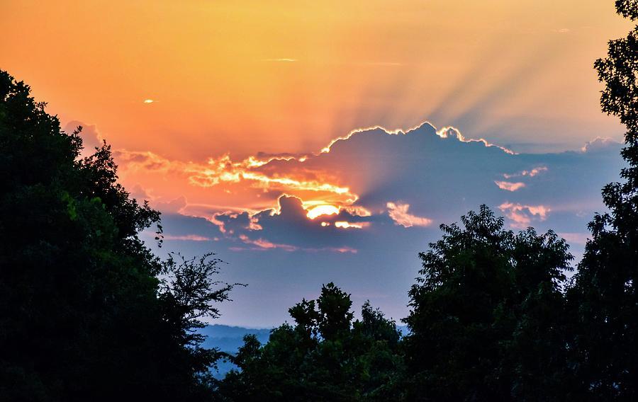 Rising Sun  by Kelly Thackeray