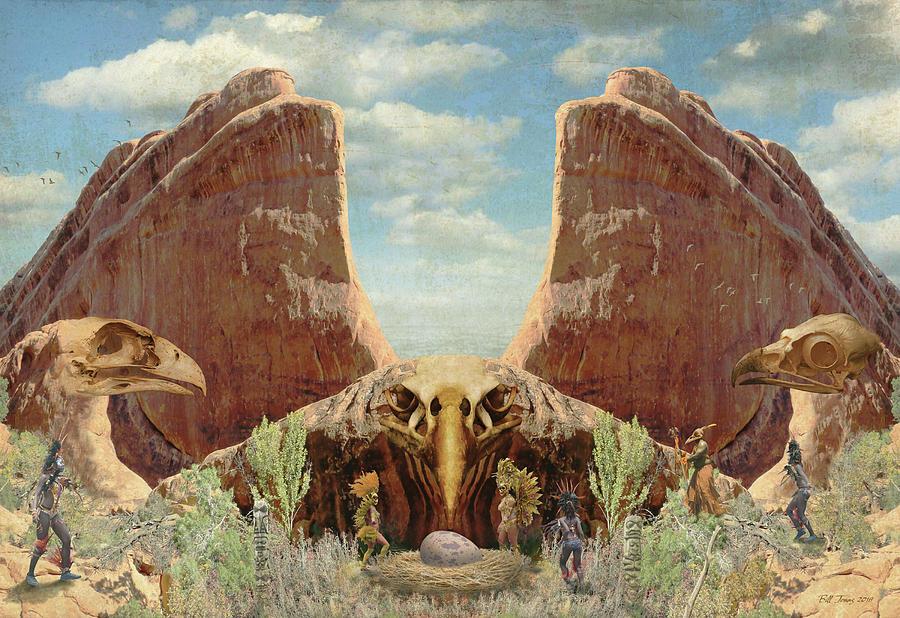 Ritual at Eagle Rock by Bill Jonas