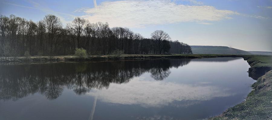 River Photograph - River by Chirila Corina
