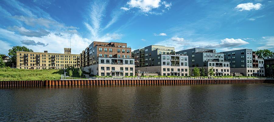 River House Apartments by Randy Scherkenbach