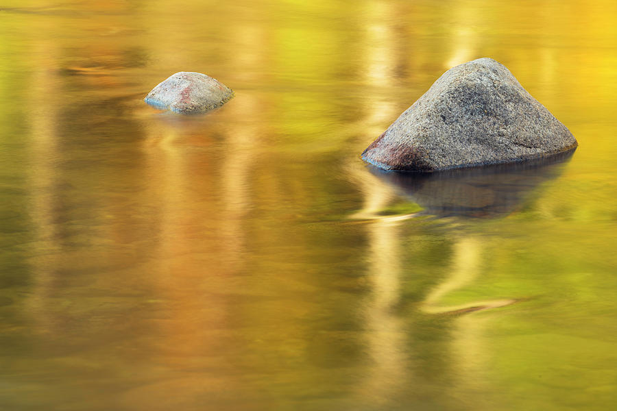 River of Gold by T-S Photo Art