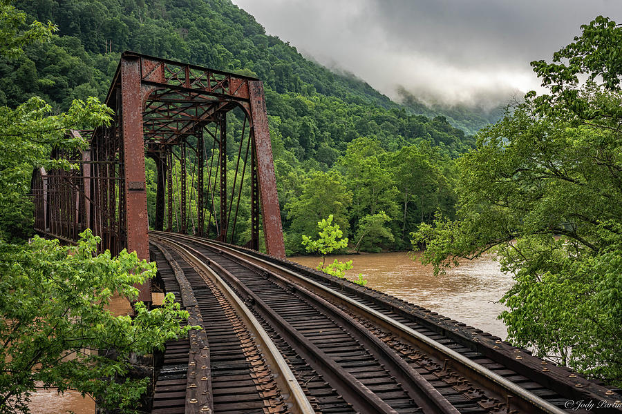 River Rails by Jody Partin