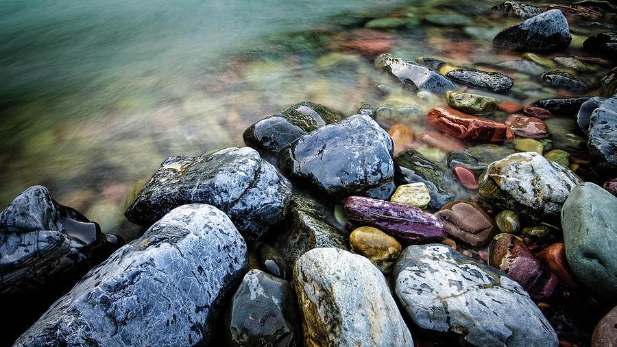 River Rocks by Jake Sorensen