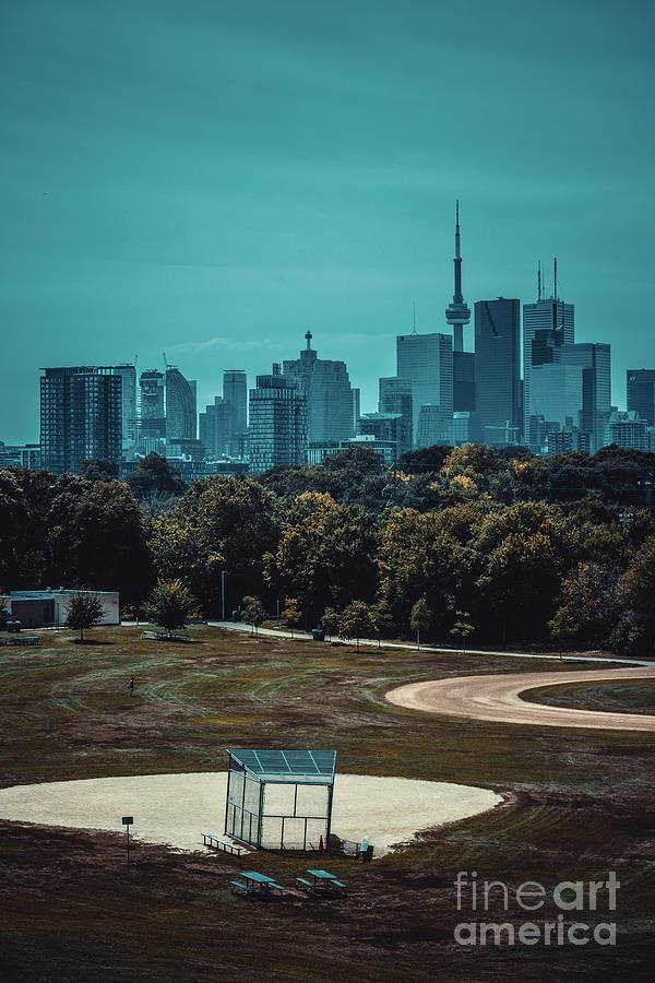 Riverdale Park, Toronto, Ontario. Landscape Photo by Stephen Geisel