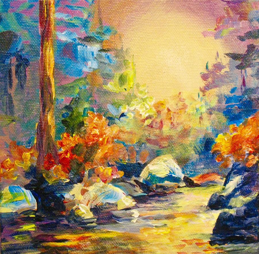 Rivers Glow by Bonny Roberts