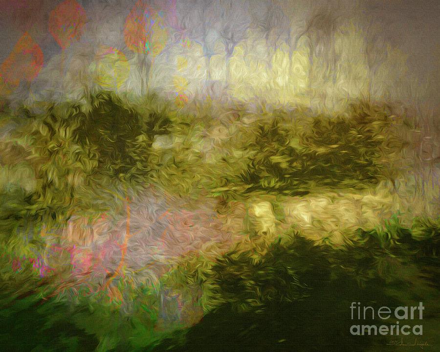 Riverside Delight by Edmund Nagele