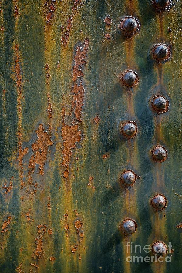 RIVET PATINA by Doug Sturgess