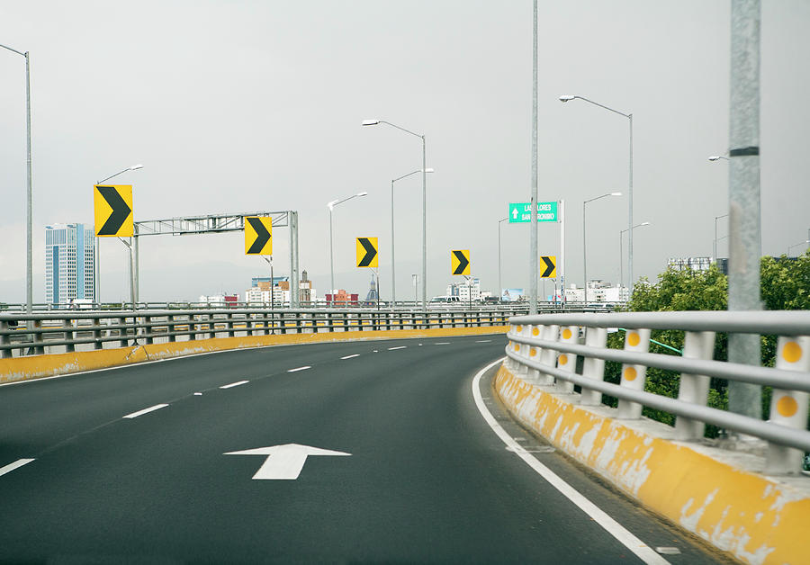 Road Photograph by Roc Canals Photography