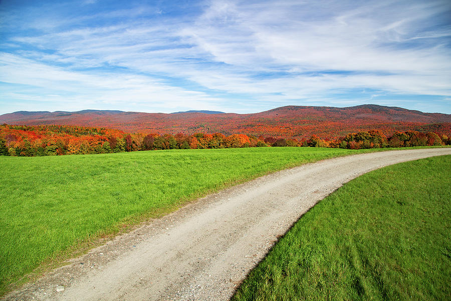 Road to Autumn by Tim Kirchoff