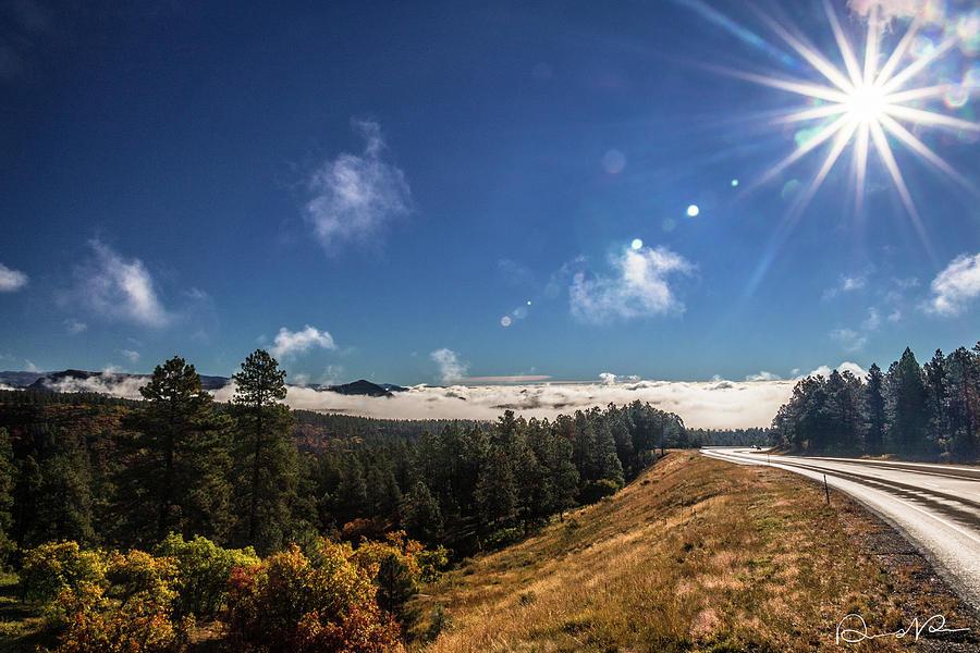 Road to Durango by Dennis Dempsie