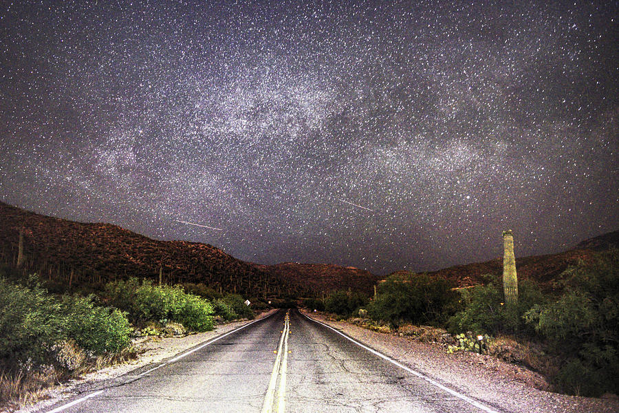 Road to the Stars by Chance Kafka