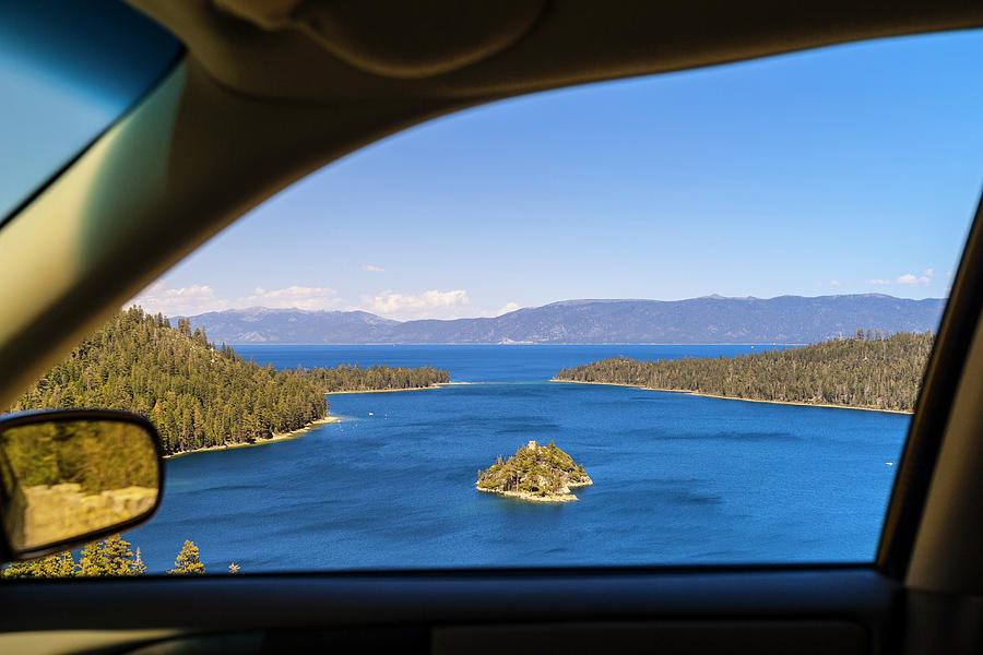 Road Trip, Lake Tahoe, Usa Photograph by Stuart Dee