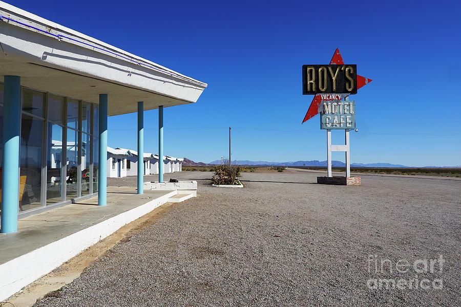Roadside Cafe by Steve Ondrus