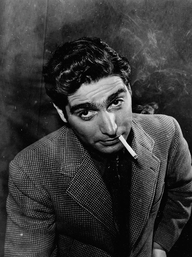 Robert Capa Photograph by Alfred Eisenstaedt