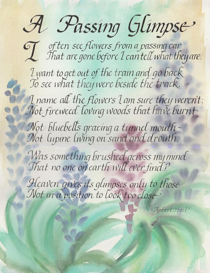 Robert Frost by Valerie Bassett
