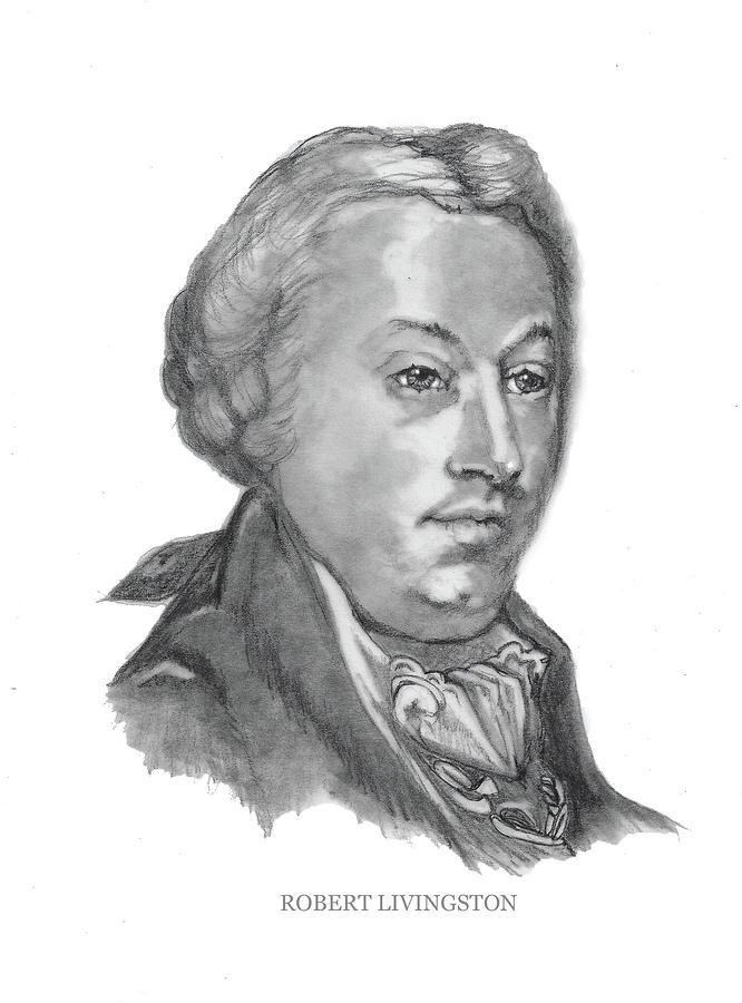 Robert Livingston by Joan Garcia