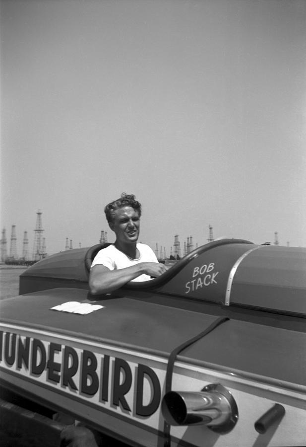 Robert Stack Photograph by Michael Ochs Archives