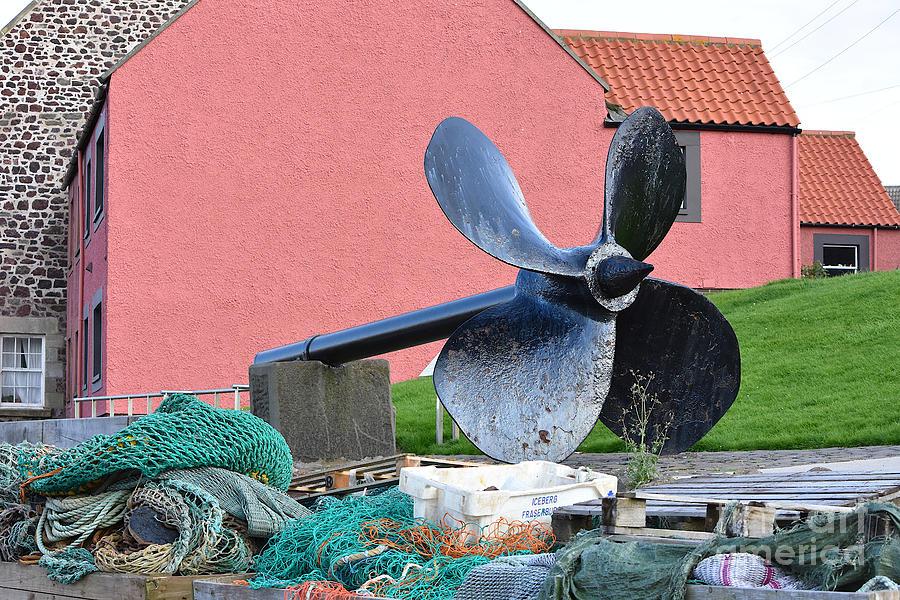 Robert Wilson's Propeller by Yvonne Johnstone