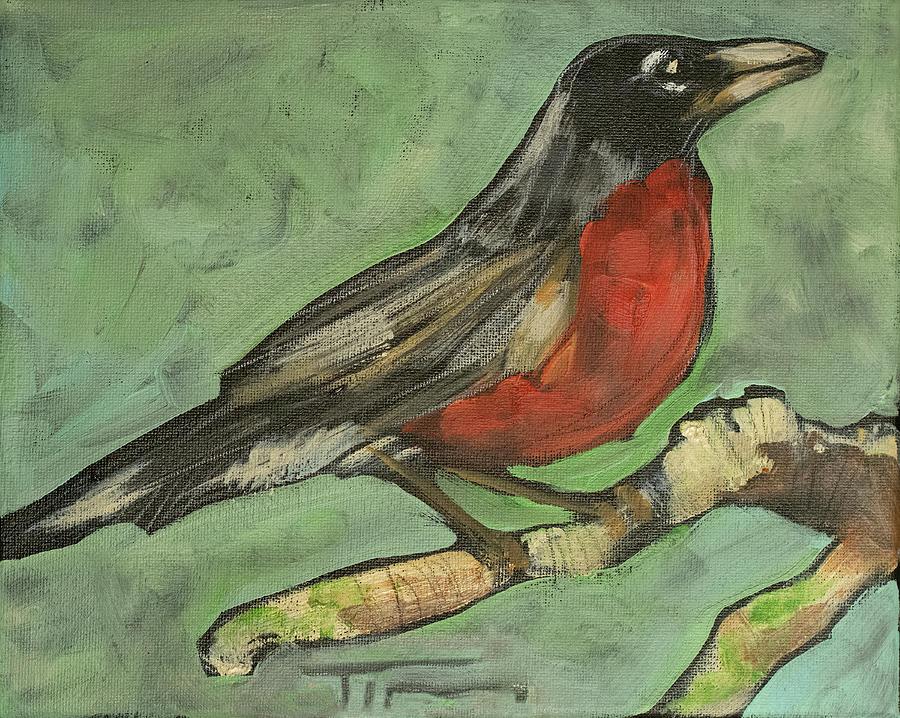 Robin by Tim Nyberg