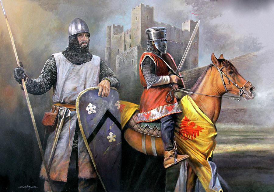 Chùy Âu (mace): tử thần trên chiến trường Trung Cổ