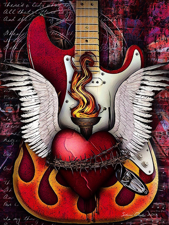 Rock and Roll Religion by Shawn Dooley