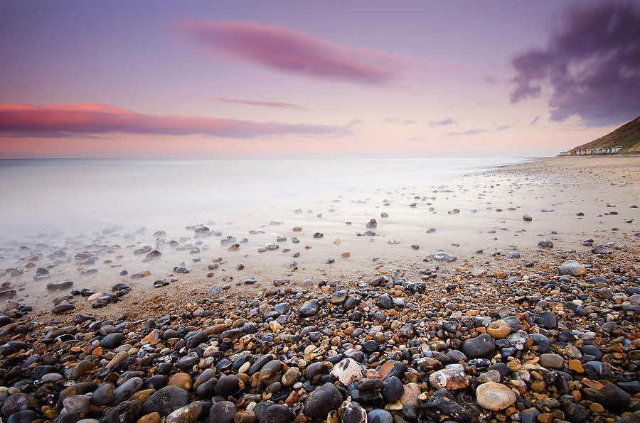 Rock Beach Photograph by A World Of Natural Diversity By Paul Shaw