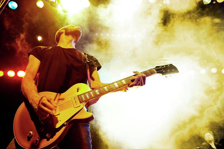 Rock Concert Photograph by Henrik Sorensen