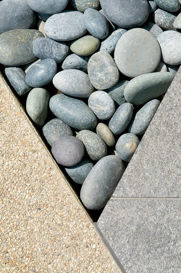 Rock Garden Photograph by Spiderplay