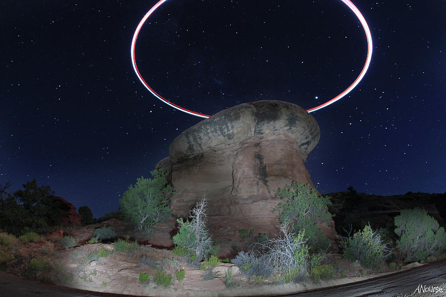 Rock Halo by Andrew Nourse