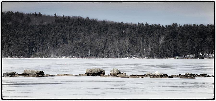 Rock Line by John Meader