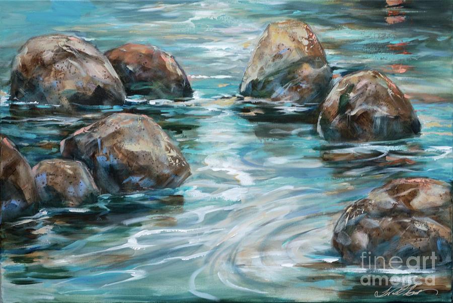 Rock Reflections by Linda Olsen