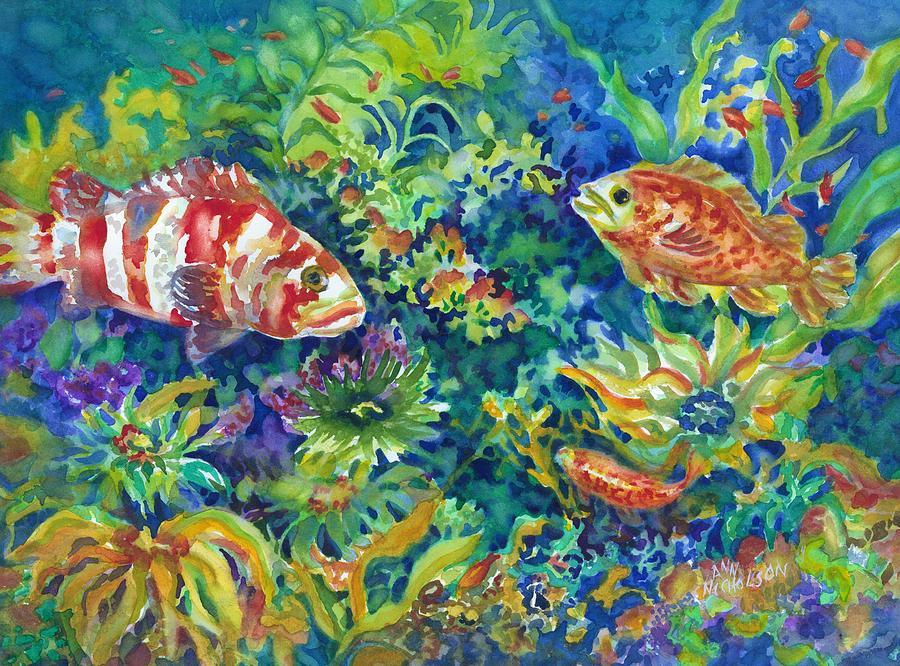 Rockfish by Ann Nicholson